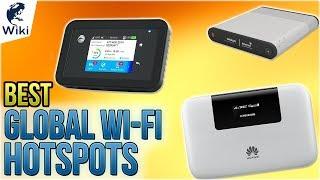 9 Best Global Wi-Fi Hotspots 2018