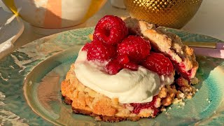 Easy Raspberry Shortcake Recip…