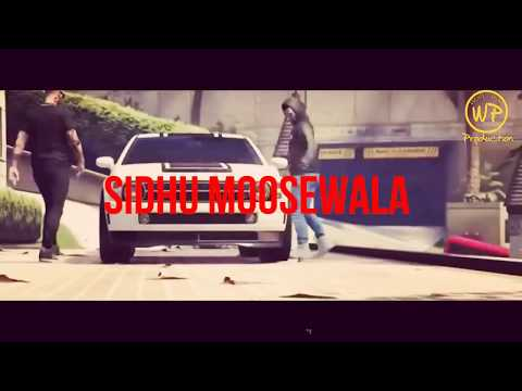 Mustang OFFICIAL | Sidhu Moose Wala | LATEST PUNJABI SONG, 2017