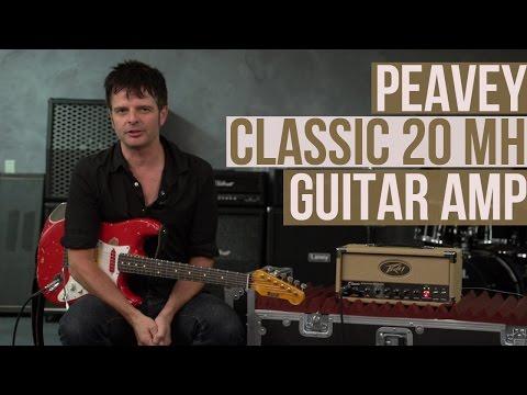 Peavey Classic 20 MH Guitar Amp