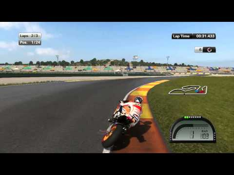 MotoGP 14 Gameplay |