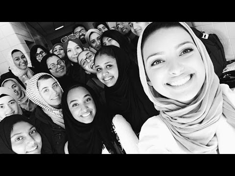 Playboy features first Muslim woman in hijab |Filmibeat