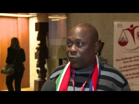 Income Inequality: Interview with George Mahlangu (COSATU), South Africa