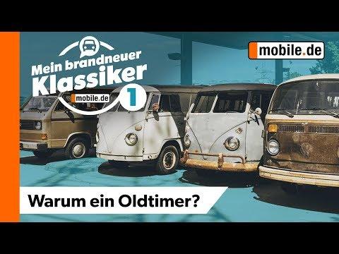 Oldtimer-Serie: Die Einführung | Mein brandneuer Klassiker | mobile.de