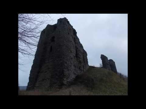 Clun Castle, Clun, Shropshire