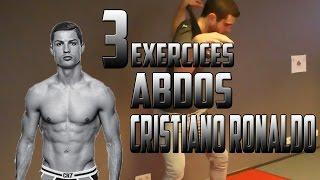 Comment Avoir Rapidement Les Abdos De Cristiano Ronaldo Avec 3 Simples Exercices