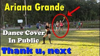 In Public Challenge - Ariana Grande Thank u, Next Dance Cover Choreography by Naria (Prepix Studio)