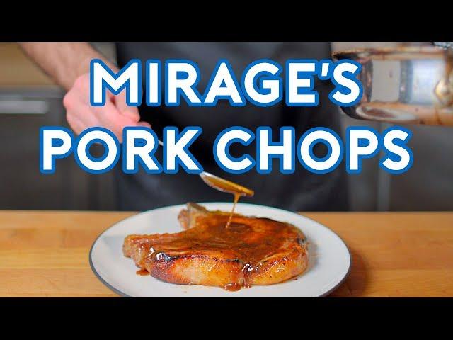 Binging with Babish: Glazed Pork Chops from Apex Legends