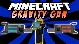 ARMAS DE GRAVEDAD: Gravity Gun - Minecraft Mod 1.8/1.7.10/1.6.4