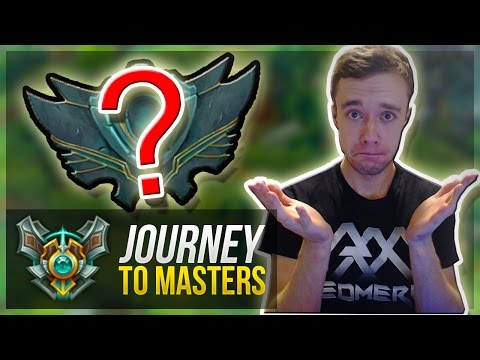MY NEW RANK IS... | FINISHING PLACEMENTS - Journey To Masters #41 - League of Legends