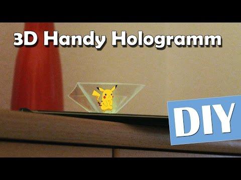 mobile-phone-3d-hologram-projector---diy-|-tutorial
