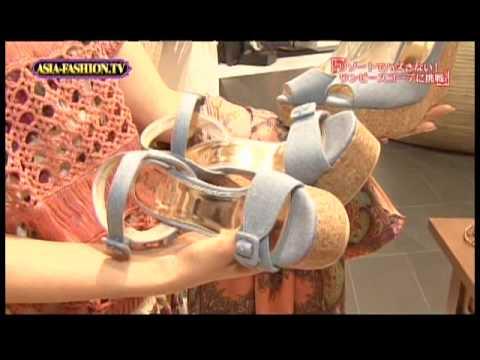 「ASIA-FASHION.TV」 #4 2012/07/22 OA
