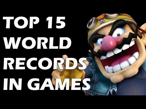 15 Video Game World Records That Probably Won't Be Broken Anytime Soon