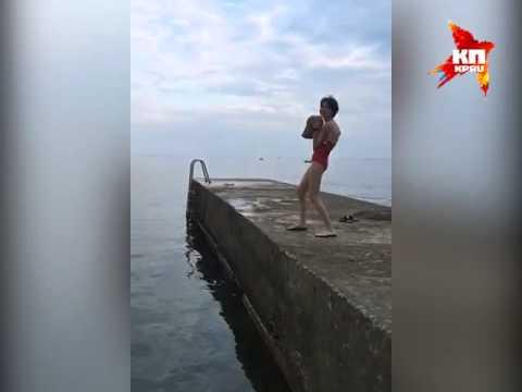 Корреспондент «КП» снял в Крыму таинственный летающий объект