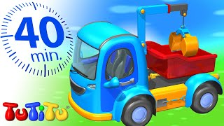 Car toy | Grab Truck | TuTiTu car for kids special