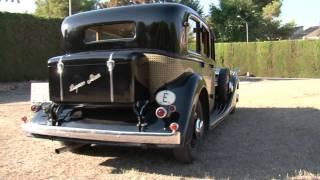 Coche Hispano Suiza K6 1934.mpg