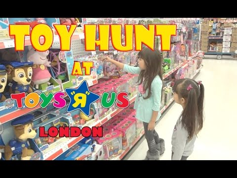 "TOY HUNT at Toys""R"" Us London - Shopkins, LPS, Skylanders, Minecraft, My Little Pony, Frozen"