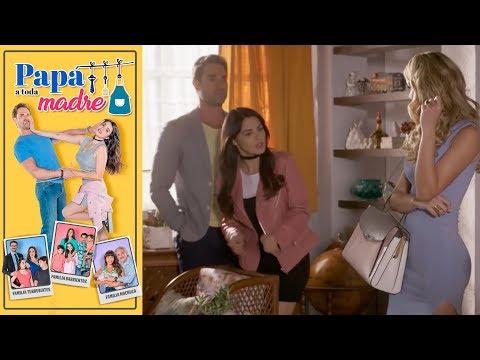 ¿Renée está celosa de Kika? | Papá a toda madre - Televisa