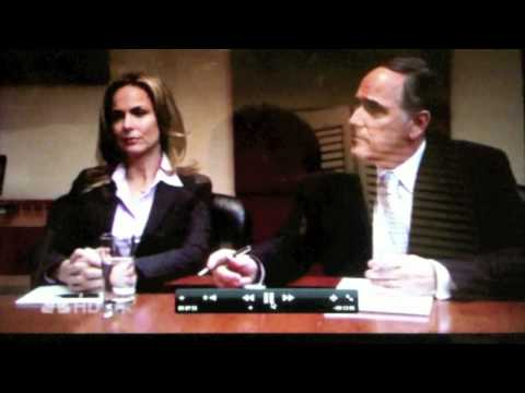 Michael and The Deposition