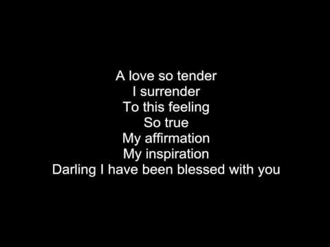 What My Heart Wants To Say - Gareth Gates Lyrics