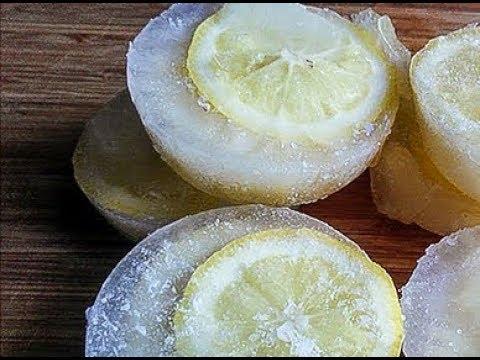 Теперь всегда замораживаю лимоны. Результат - чудо!