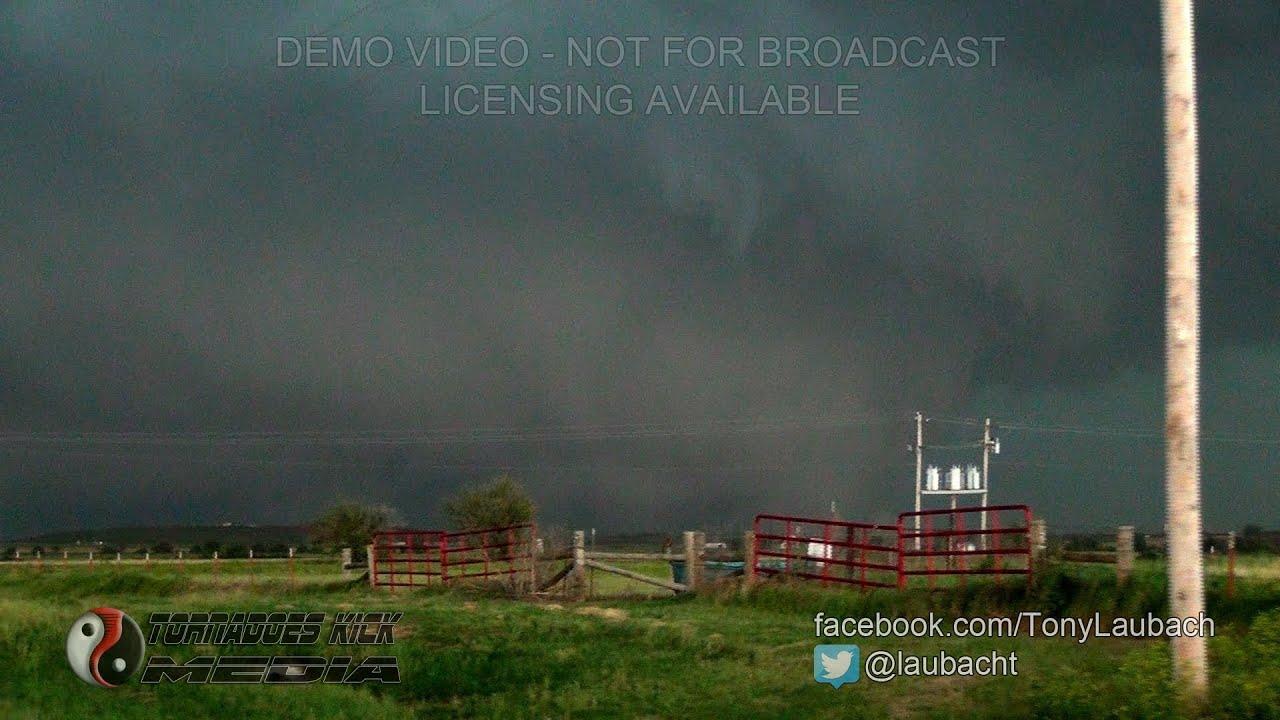 2013-05-31 El Reno/Union City, OK - Wedge Tornado & Damage ...