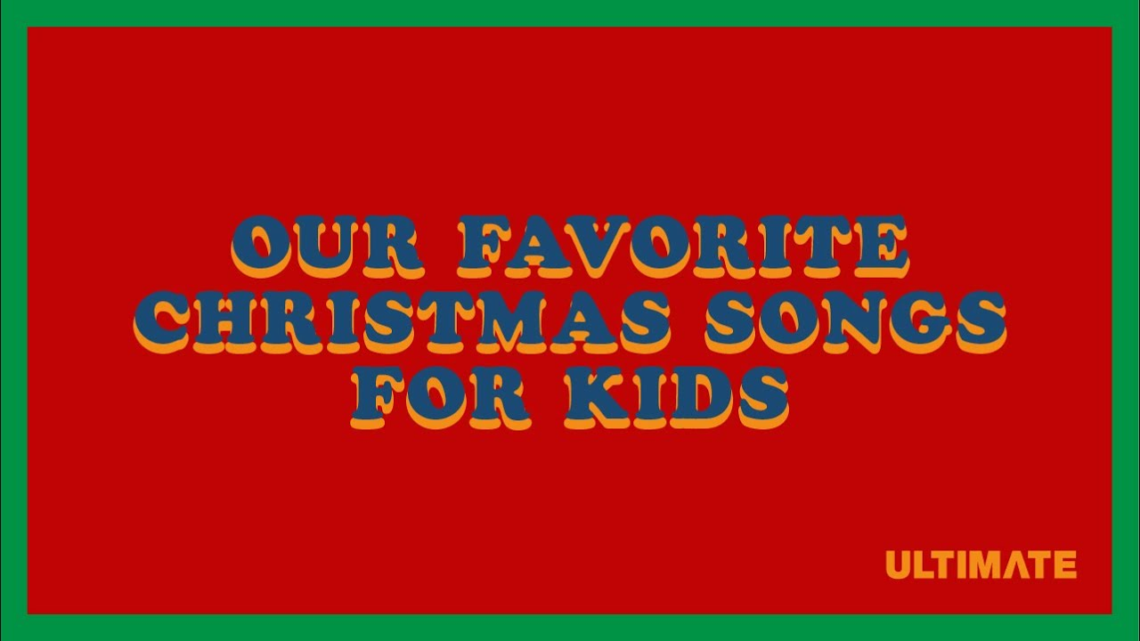Christmas Party Songs For Children - YouTube