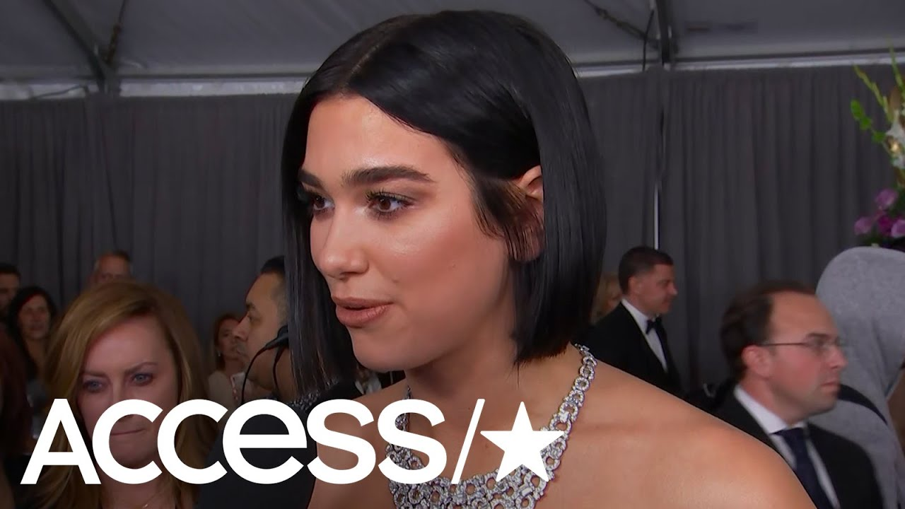Dua Lipa Confesses She's 'Terrified' For Her 2019 Grammys Performance With St. Vincent