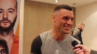 Kiefer Crosbie Not Underestimating Daniel Olejniczak Despite Perceived 'Mismatch' - MMA Fighting