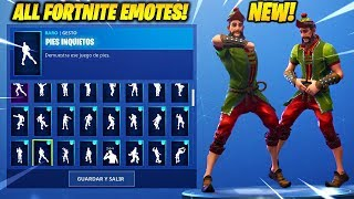 "*NEW* FORTNITE ""HACIVAT"" SKIN SHOWCASE WITH +60 FORTNITE DANCES & EMOTES..!!"