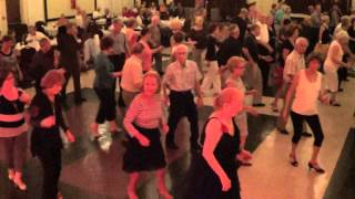 SAMBALERO Line Dance at Lauderdale Oaks Florida