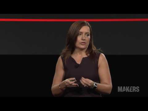 Sarah Robb O'Hagan Reveals 3 Easy Steps to a Bold Career | 2017 MAKERS Conference