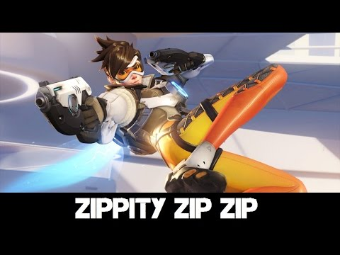 ZIPPITY ZIP ZIP | Overwatch
