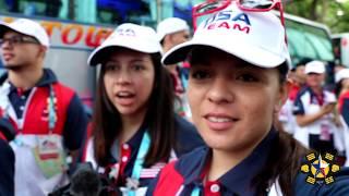 Taipei 2017- Opening Ceremony (Day 1)