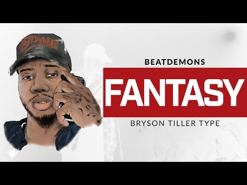 Bryson Tiller X Chris Brown Type Beat - Fantasy | BeatDemons
