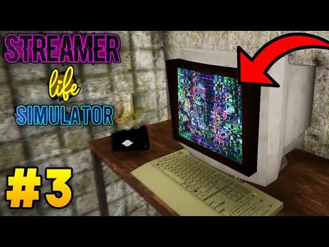 GAME BREAKING GLITCH!   Streamer Life Simulator #3  