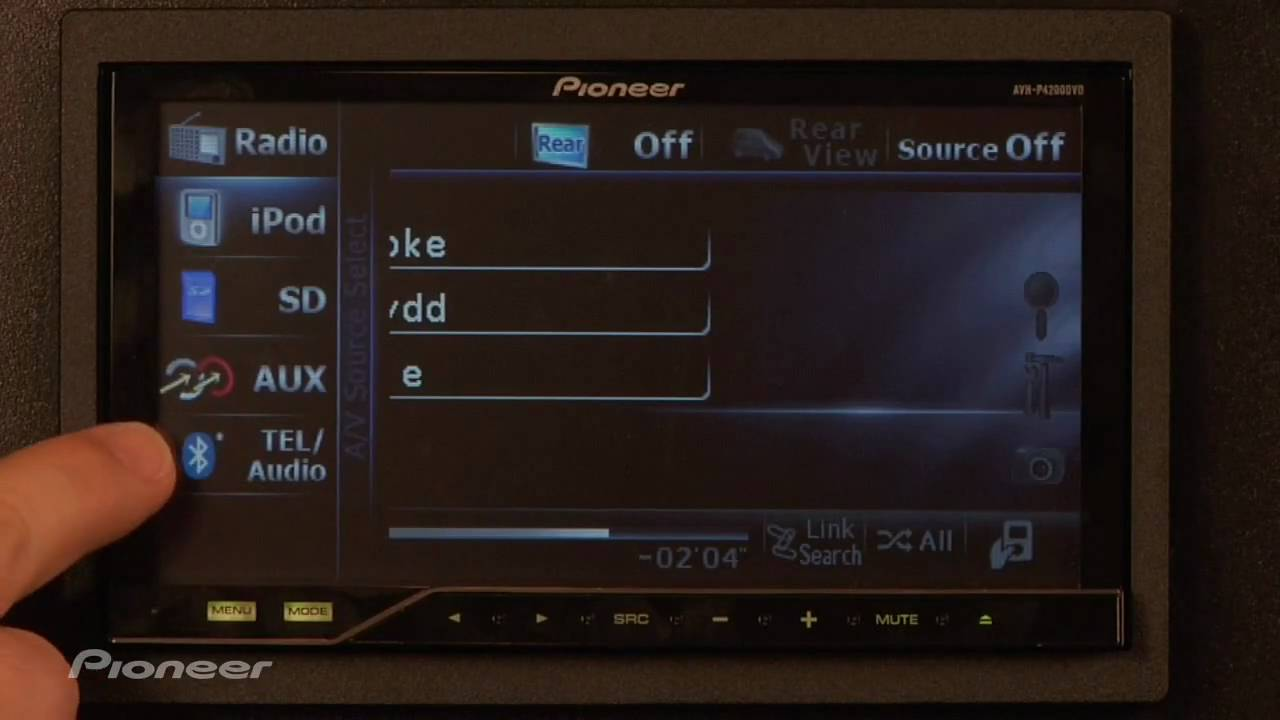 pioneer lab adding bluetooth to select av receivers youtubepioneer avh p4200dvd wiring diagram 19 [ 1280 x 720 Pixel ]