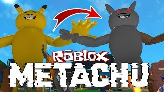THE SYNOIESTRA EVOLUTION OF PIKACHU!!   ROBLOX