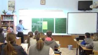 Открытый урок по ОБЖ в 6 классе