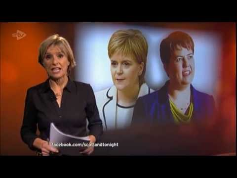 Theresa May and Ruth Davidson more popular than Nicola Sturgeon in Scotland