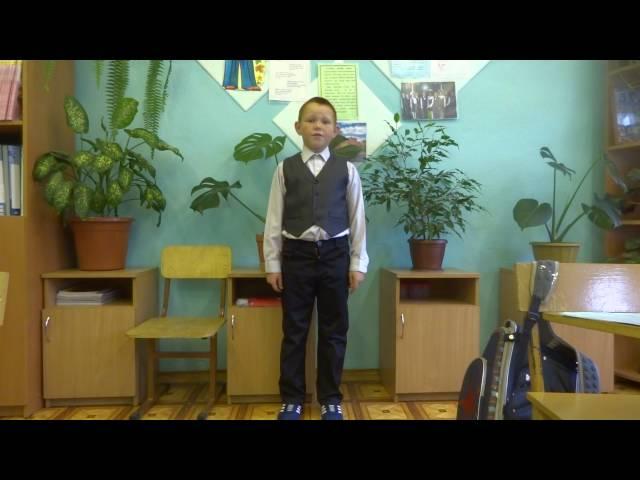 Давляев Максим читает произведение «Листопад» (Бунин Иван Алексеевич)