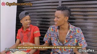 The Professional Artist - Real House of Comedy Ft Ogaflex