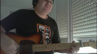 Social DIstortion Through These Eyes Guitar Cover
