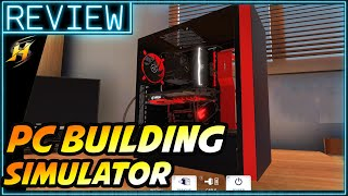 PC Building Simulator PS4 Review