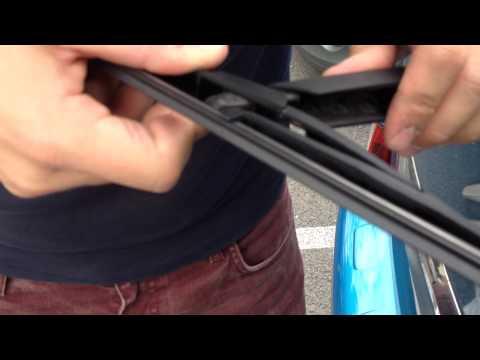 Citroen C3 picasso : changer l'essui glace arrière