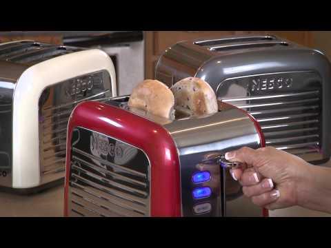 Nesco Everyday 2Slice Toaster-YouTube Sharing