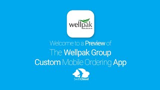 Wellpak Group - Mobile App Preview - WEL789W