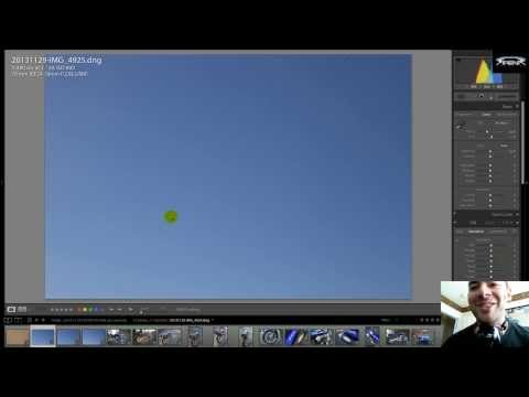 DSLR Sensor Dust Removal Before and After for Canon Nikon