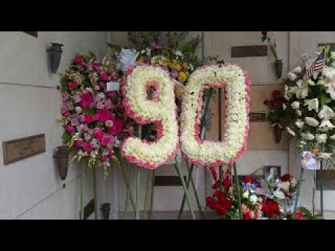 Место захоронения Мерлин Монро. Июнь 2016