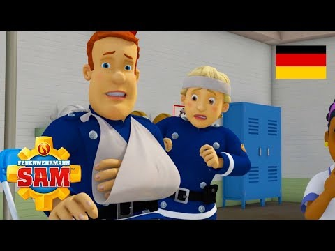 Feuerwehrmann Sam Deutsch Neue Folgen   Feuerwehrmann James rettet die Stadt   Cartoon fur Kinder